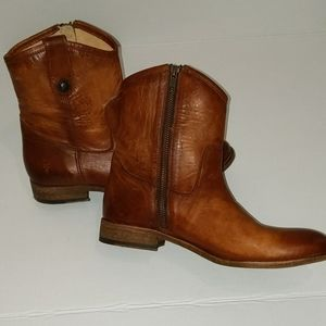 FRYE leather boots | Size 9.5